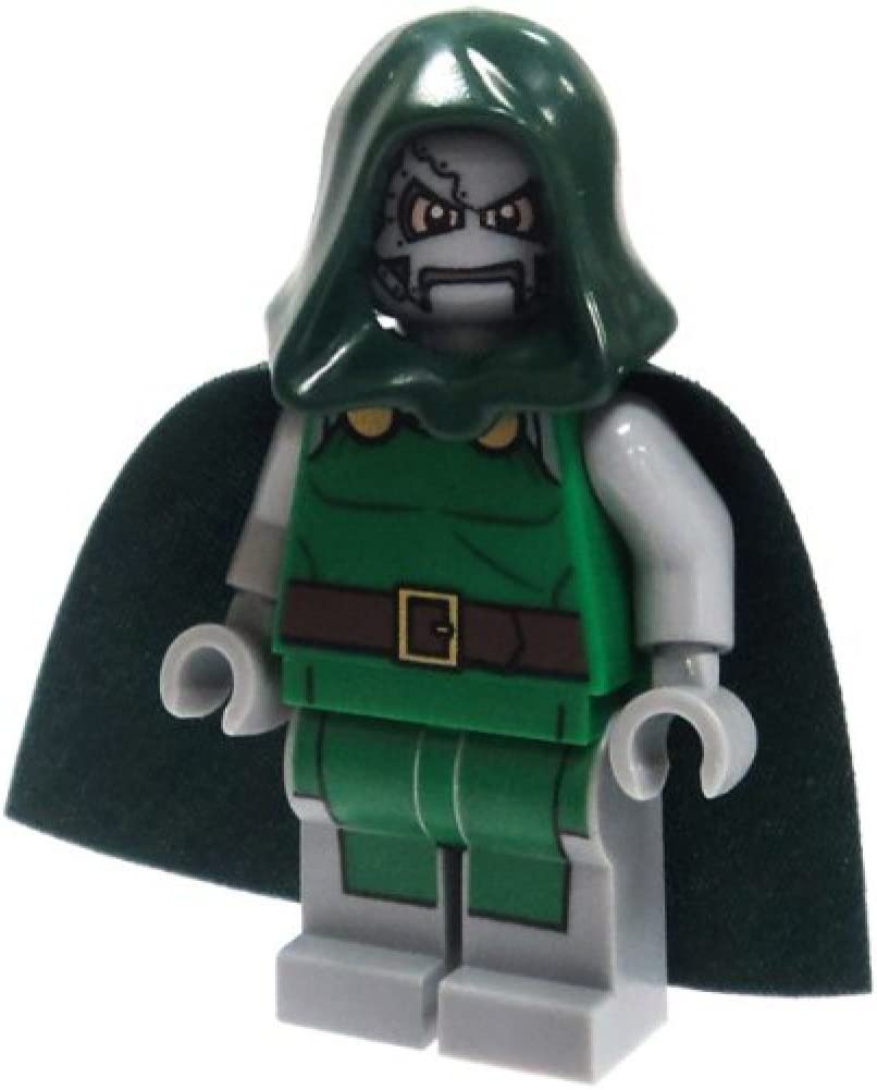 LEGO Superheroes Dr Doom - from set 76005