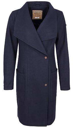 DreiMaster - Abrigo 39036842 - Mujer - XL - Azul