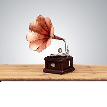 Retro Eisen Phonographen Modell/Salon Ornamente/Weiche Dekoration Zu Hause E