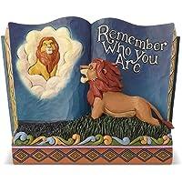Disney Traditions - Statuetta Romance Takes Volo Aladdin Storybook