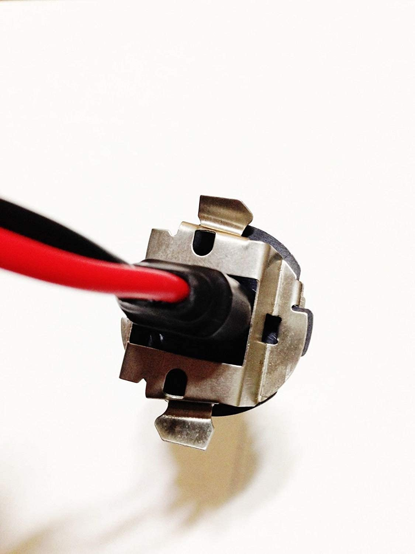 2 pezzi WinPower H7 HID Lampadina Base Clips Adattatore Titolare Supporto Conversione Accessori