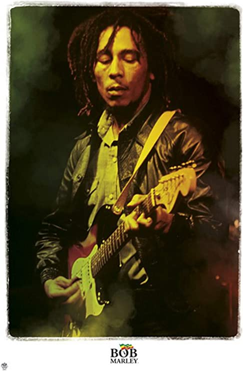 tommy hays Bob Marley Redemption Song Reggae Music Poster (24 x 36 ...