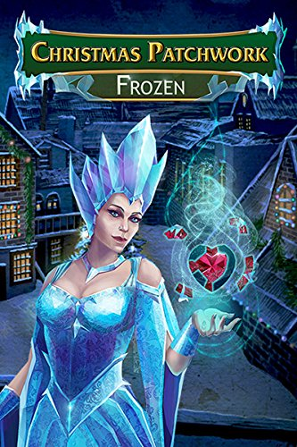 [Christmas Patchwork: Frozen [Download]] (Patchwork Witch)