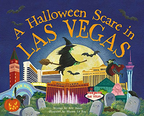 Vegas On Halloween (A Halloween Scare in Las Vegas (Halloween Scare: Prepare If You)