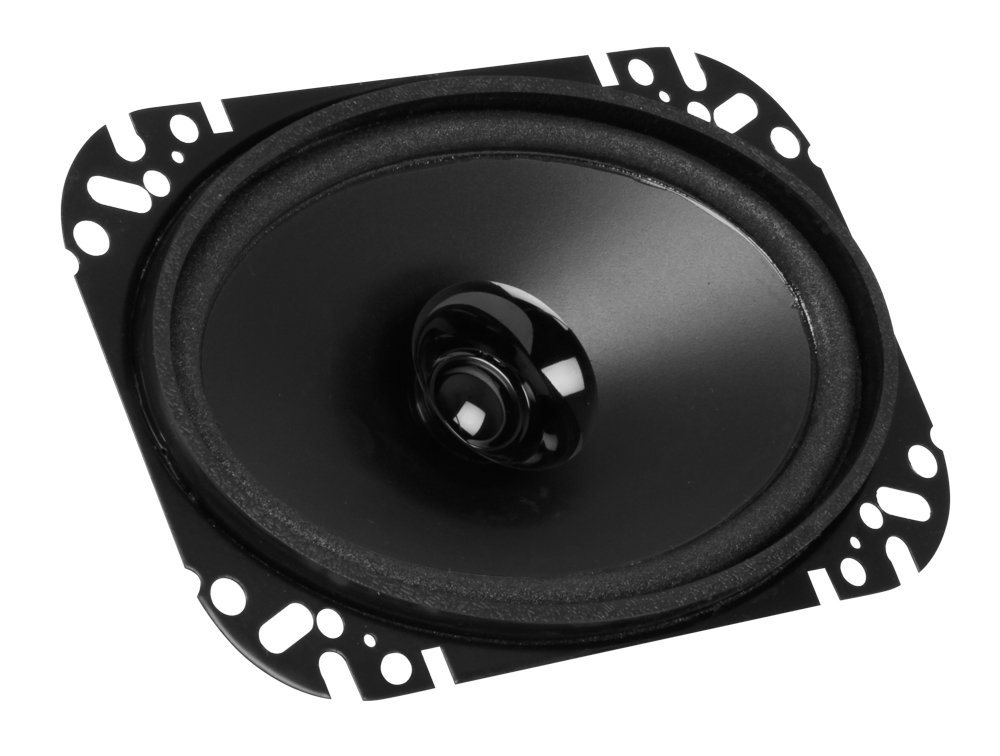 BOSS Audio Systems BRS46 Car Replacement Speakers - 50 Watts of Power Per Speaker