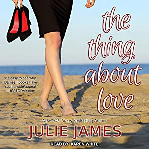 The Thing About Love Audiobook