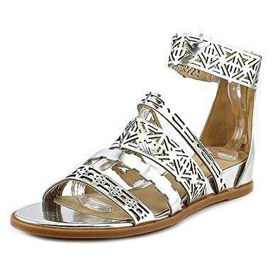 Mode und trendige Turnschuhe Via Spiga Frauen Flache Sandalen Im Verkauf
