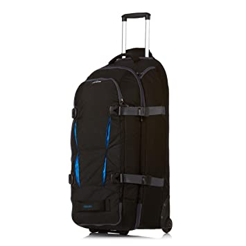 LifeVenture Ceduna Wheelie Duffle - 120 litre 880 x 400 x 350 mm   Amazon.co.uk  Luggage cf45035c9a04f