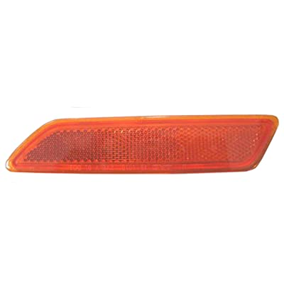 Multiple Manufactures CH2550128OE Standard (No variation) Side Reflector: Automotive