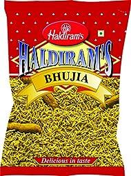 Haldiram\'s Bhujia , Savory Spices Beans & Gram Flour Noodles - 35.30oz, 1kg