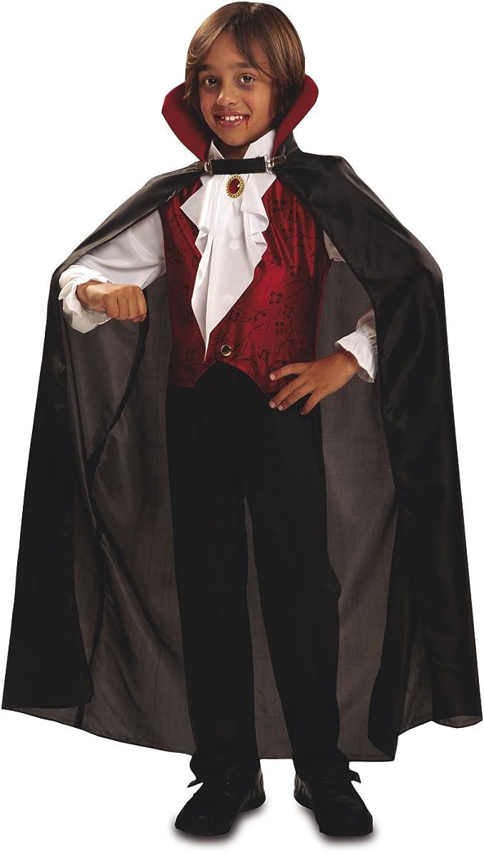 My Other Me Me-200168 Disfraz de vampiro g/ótico 3-4 a/ños Viving Costumes 200168