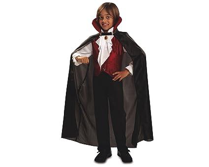 My Other Me Me-200170 Disfraz de vampiro gótico para niños, 7-9 años (Viving Costumes 200170)