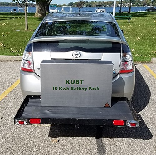 Toyota Prius Rangemore Extended Range 10 Kwh Battery Pack