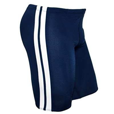 Adoretex Men's Polyester Compression Jammer Swimsuit