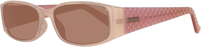 Guess Sonnenbrille Gu7259 N33 Gu 7259 PE-1 55 Gafas de sol, Rosa, 55.0 para Mujer