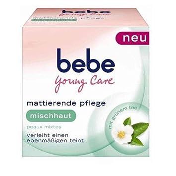 Berühmt Bebe Young Care Matte Face Cream 50ml: Amazon.co.uk: Beauty &KN_12