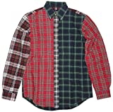 Polo Ralph Lauren Men's L/S Plaid Button Down Shirt-Tartan Mix-XL
