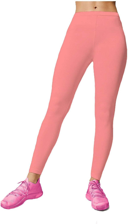 Papaval Girls Leggings Plain Viscose Full Length Children Kids 2-14 Years