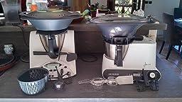Robot cuiseur severin km3895 james robot multifonction tout en un 600 w 1 5 l - Robot style thermomix ...