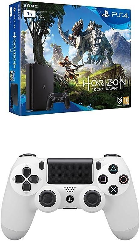 PlayStation 4 Slim (PS4) 1TB - Consola + Horizon Zero Dawn + ...