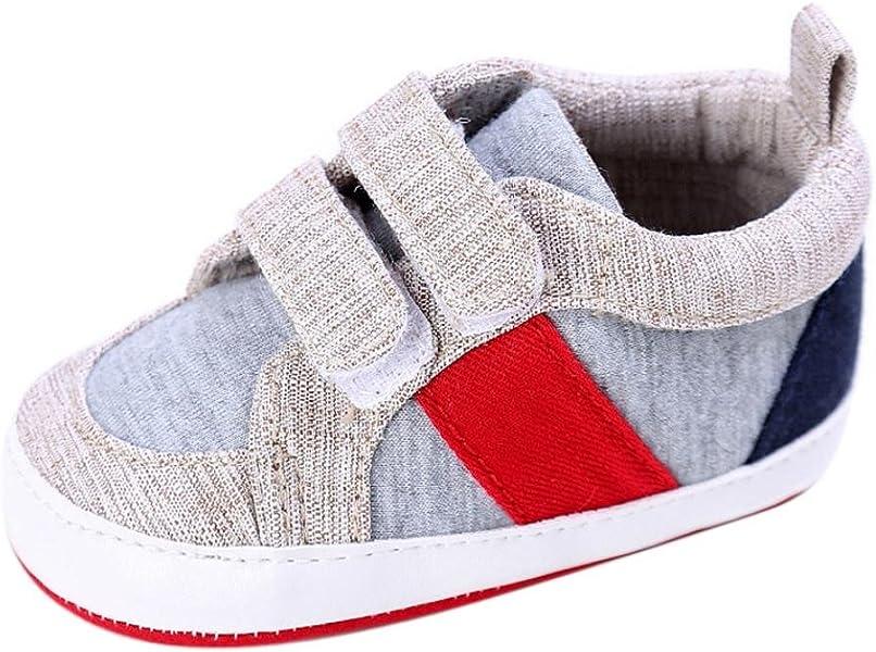 zapatos bebe primeros pasos, Switchali Recién nacido bebe niña verano moda Suela blanda princesa Zapatillas ninos vestir casual Sandalias zapatos deportivos ...