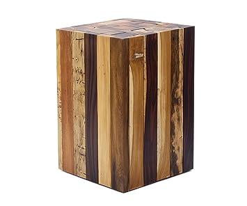 Brillibrum Design Beistelltisch Couchtisch Tisch Holz Treibholz ...