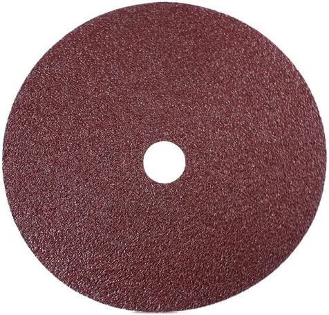 """165 Grit 6/"""" Sanding disc/'s with 7//8 Arbor Hole Quanity 13"""