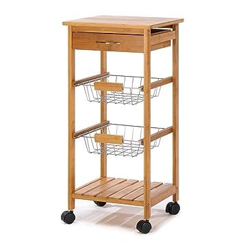 Amazon.com: Kitchen Cart: Home & Kitchen