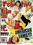 Rebel Ink ~ April 2011 ~ Bombshell McGee & Michael Lohan/ SourPuss Clothing/ Taylor Nicole/ Boston Tatt Conv/Magenta Costley