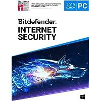 Bitdefender Internet Security 2019 - Inkl. VPN - 1 Jahr / 1 Gerät für PC