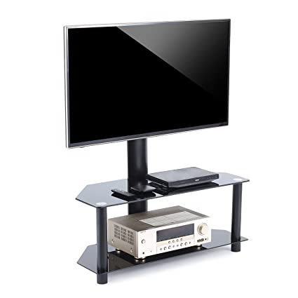 Beau TAVR TV Stand With Swivel Mount And Height Adjustable Bracket For 32 To 55  Inch LCD