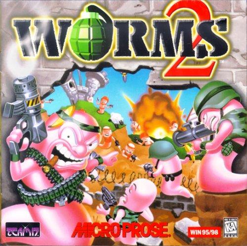 (Worms 2 (Jewel Case) - PC)