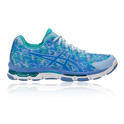 72afabf95a1d ASICS Gel-Netburner Professional 13 Women s Netball Shoes - 5 Blue ...