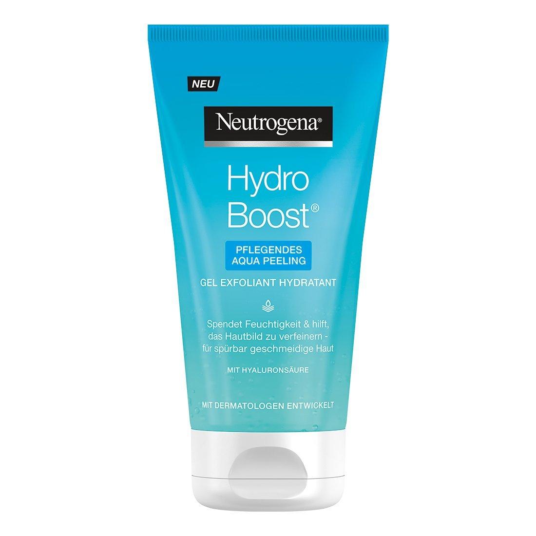 Neutrogena Hydro Boost pflegendes Aqua Peeling, confezione da (3X 150ML) 92351