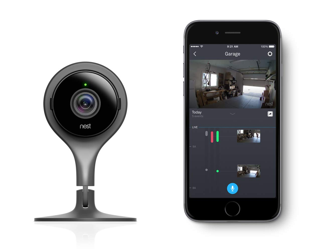 Nest Security Camera Baby Monitor