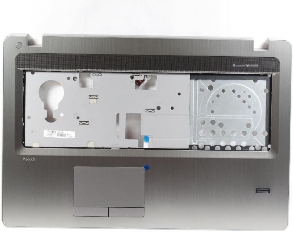 HP 667658-001 ProBook 4730s Laptop Palm Rest w/ 2-Button Touchpad Fingerprint