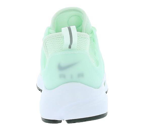 73465eb2923c Nike Womens Air Presto Barely Green Enamel Green Running Shoe Sz