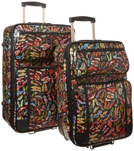 Sydney Love Stepping Out 2 Pc. Luggage Set