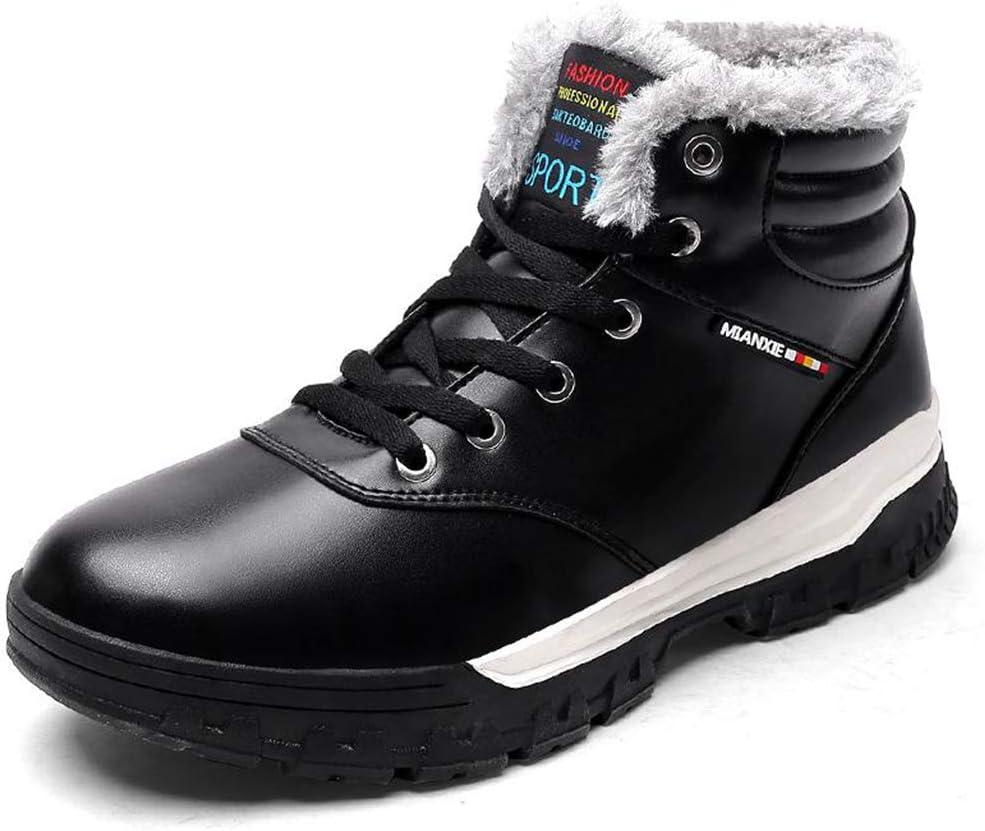 Giles Jones Mens Hiking Shoes High-top Anti-Skid Mountain Sport Boots Climbing Shoes