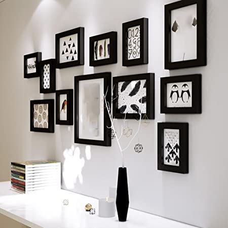 GBBD Photo frames Photo Wall Background Wall Creative Photo Album ...