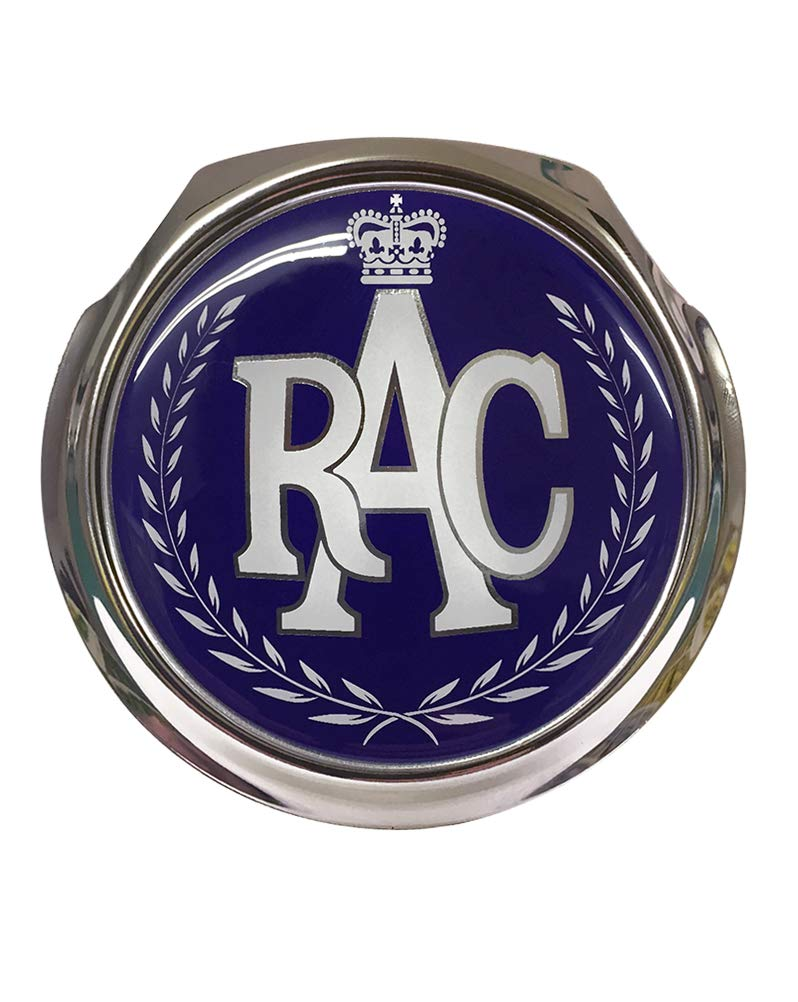 RAC Car Grille Badge With Fixings