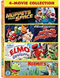 Adventures of Elmo in Grouchland, the / Kermit's Swamp Years / Muppets from Space / Muppets Take Manhattan, the - Set [Import anglais]