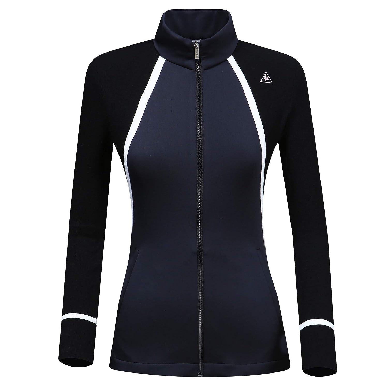 品揃え豊富で (ルコック LECOQSPORTIF スポルティフ) LECOQSPORTIF XS Women`s Female Jersey Hybrid zip-up jacket (並行輸入品) 女性阻止ハイブリッド家業 (並行輸入品) XS ブラック B07PQJMBJC, 亀岡市:f65b7891 --- ballyshannonshow.com