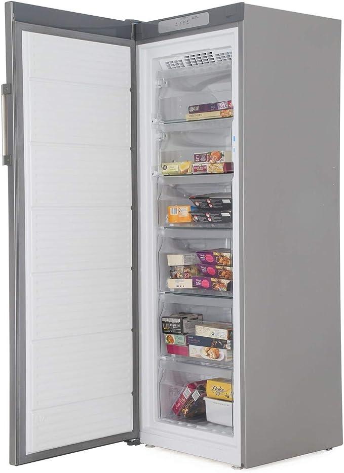 Indesit UI6F1TS - Congelador vertical (167 x 60 cm), color ...