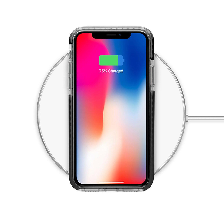 Amazon.com: 5.8 - Carcasa transparente para iPhone Xs/iPhone ...