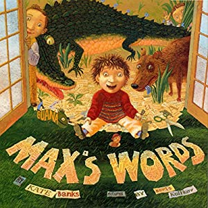 Max's Words Audiobook