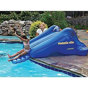 aviva sports cosmic slide inflatable pool slide 101 x 60