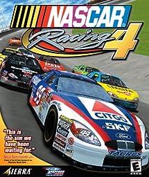 Nascar Racing Games >> Nascar Racing 4 Pc Video Games Amazon Com