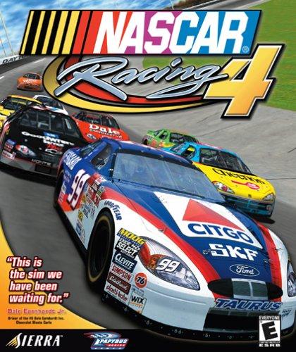Nascar Racing Games >> Amazon Com Nascar Racing 4 Pc Video Games