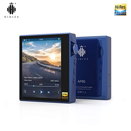 HIDIZS AP80 High Resolution Lossless MP3 Music Player